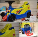 Step2 Race and Go Rider Toy Fair