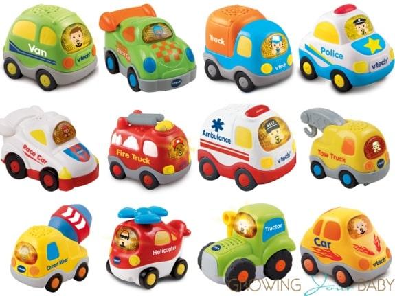 VTECH Go! Go! Smart Cars 1