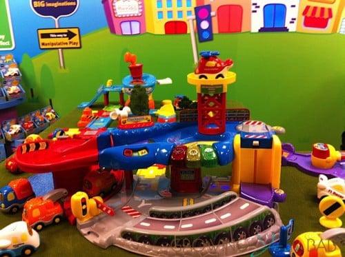 Vtech Go! Go! Smart Wheels Toy Fair 2013