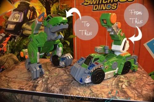 Vtech Jagger the T- Rex