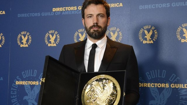 ben affleck directors guild awards