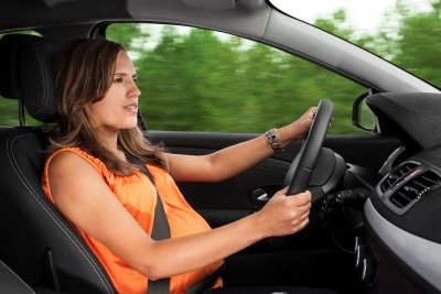pregnant mom seat belt