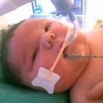 UK Mom Welcomes 15.7lb Baby!