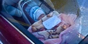 Abandoned baby Porirua Pak'nSave supermarket