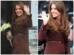 Catherine, Duchess of Cambridge visits The Fishing Heritage Center