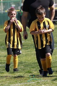 Britney Spears watches her sons Sean Preston and Jayden James play soccer in Los Angeles
