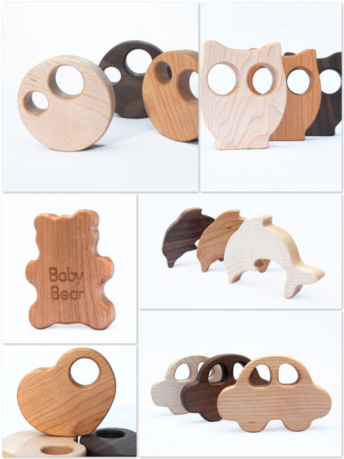 Stack, Construct & Learn with Manzanita Kids Wooden Toys!