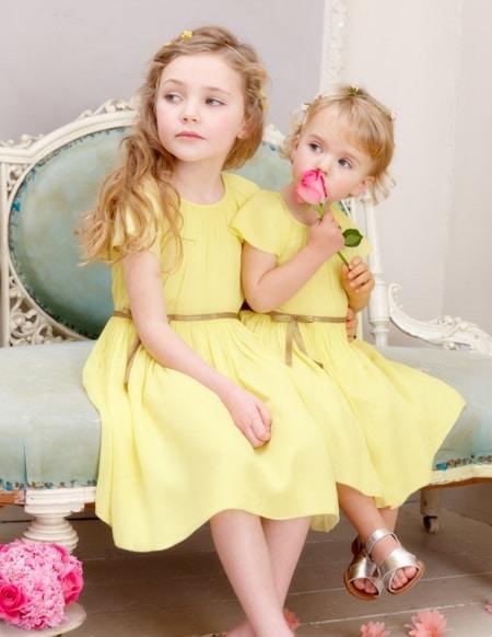 Mini Boden Floaty Summer Dress