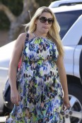Busy Phillips seen out and about
