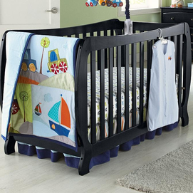 Stork Craft® 'Monza II' Stages Crib
