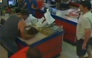 Stranger saves Australian Toddler