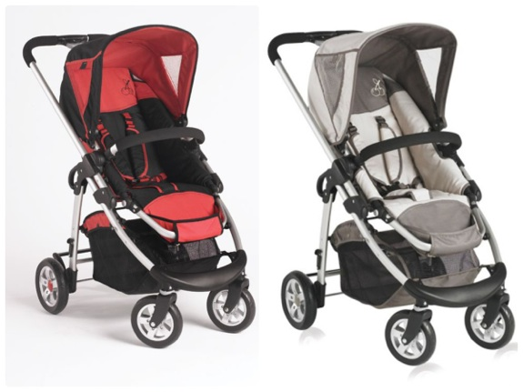 image of recalled iCandy Cherry strollers