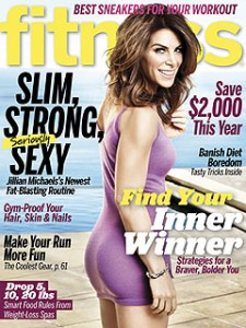 jillian michael fitness magazine 2013