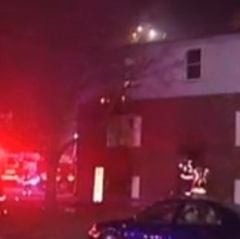 Mother Throws Her Baby from Second Story Window to Save Her from Apartment Fire