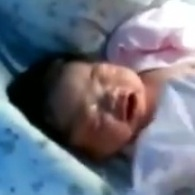 Beautiful Baby Girl Born Amidst the Rubble of Sichuan Earthquake