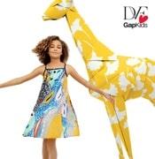 Diane von Furstenberg For GapKids Debuts!
