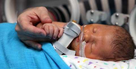 Baby Jasper Holt