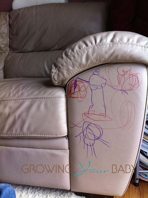 Couch art