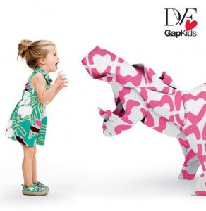 DVF baby collection GAP