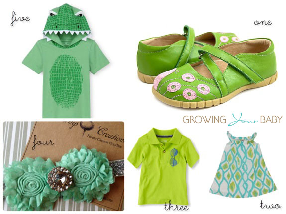 Emerald Spring for Kids