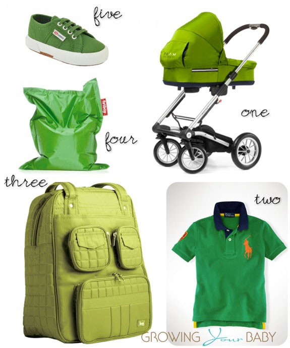 Emerald for kids Spring