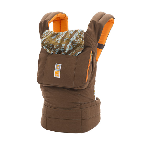 Featured Review – Umba Print Carrier by Ergobaby