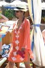 Halle Berry takes her daughter Nahla Arbury egg hunting on Easter Sunday in Hawaii