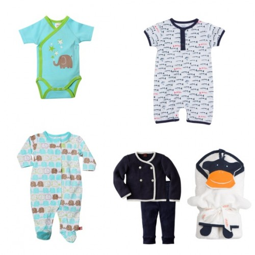 Items for Jenna Bush and Henry Hager's baby 1