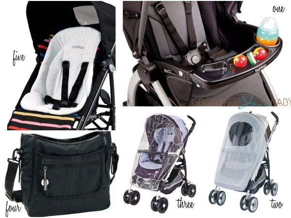 Peg Perego BOOK Accessories