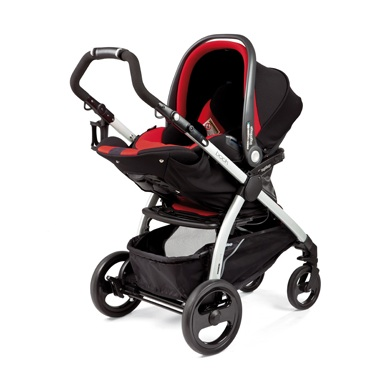 Peg Perego Book With infant seat