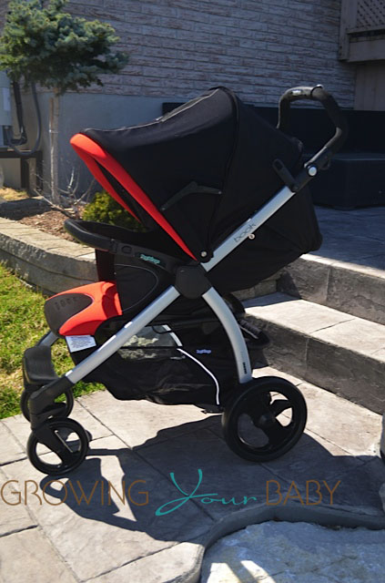 Peg Perego Book stroller reclined