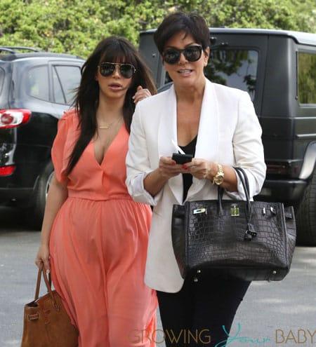 The Kardashian Family Attending Church In Agoura Hills