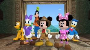 Quest for the Crystal Mickey