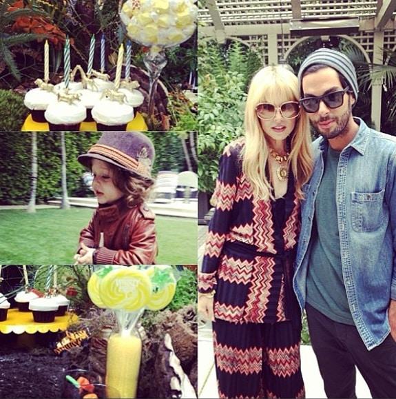Skyler Berman's Safari birthday party