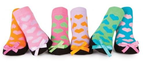 Trumpette Hearts socks