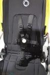 2014 Bugaboo Bee3 - seat
