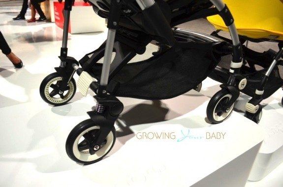 2014 Bugaboo Bee3 - storage