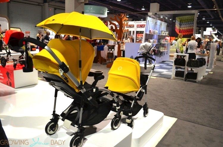 Bugaboo Debuts New Jogger Stroller Board And New