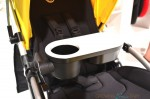 2014 Bugaboo Bee3 with snack holder