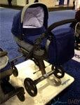 2014 Inglesina Quad stroller - profile