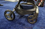 2014 Inglesina Quad stroller - shopping basket
