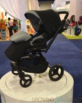 2014 Inglesina Quad stroller side view