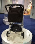 2014 Inglesina Trilogy stroller back view