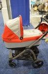 2014 Peg Perego Pop Up Stroller with bassinet