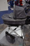 2014 Peg Perego Pop Up Stroller with bassinet Taiana collection
