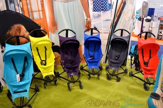 2014 quinny Yezz stroller