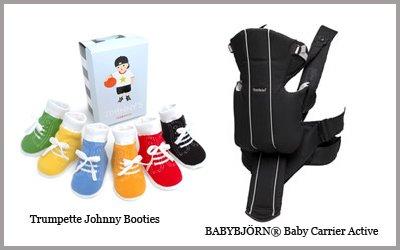 Ashley Simpson baby gear