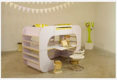 IO Kids Design Bunk Pod