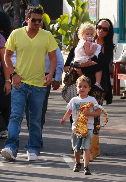 Katie and Princess Tiaamii Out In Malibu
