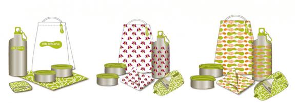Kids Konserve Waste-Free Lunch Kit